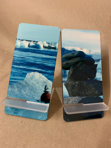 Personalised Mobile Phone Stand using your Photo - Suitable for all Smartphones