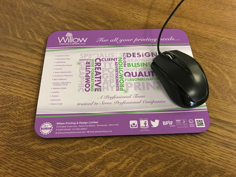 Promotional Branded Computer Mouse Mat