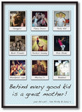 MD01 - Behind Every Good Kid Personalised Print