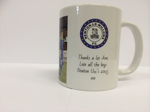 FC03 - Football Club Presentation Mug & White Box