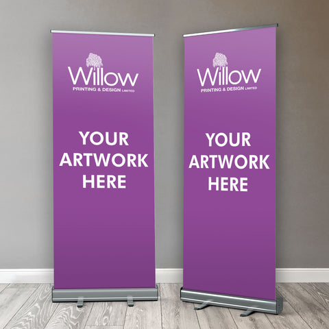 Customised Roller / Popup / Retractable Banner