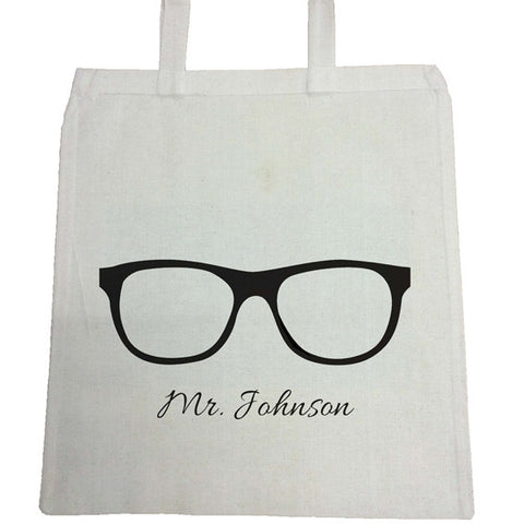 TG05 - Glasses Canvas Bag for Life