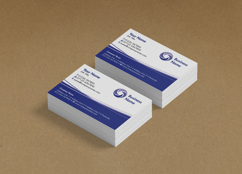 WBP01 - Customised Business Cards from £20+VAT