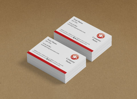 WBP03 - Customised Business Cards from £20+VAT