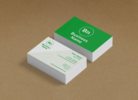 WBP04 - Customised Business Cards from £20+VAT