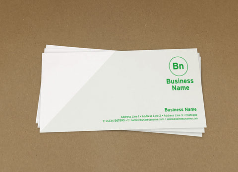 WBP04 - Customised Compliment Slips from £22+VAT