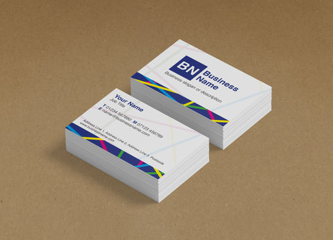 WBP06 - Customised Business Cards from £20+VAT