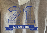 Wargrave C of E Primary School Newton-le-Willows Leavers Hoodie 2020