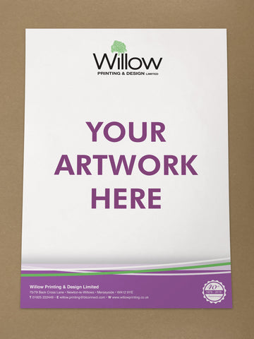 Large Format Poster