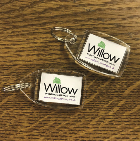 Promotional Branded Keyrings for any Business, Charity or Event