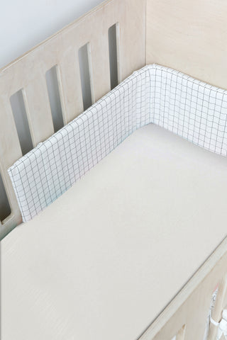 Grid Cot Bumper Cover
