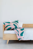Palm Leaf Duvet