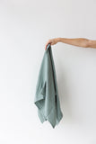 Duck Egg Muslin Swaddle Blanket