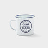 Camp Cloon Enamel Mug