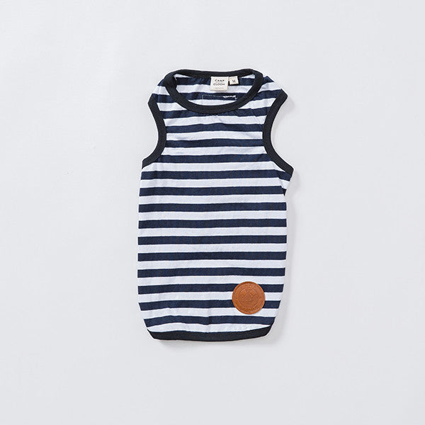 Hello Sailor Stripe Tank