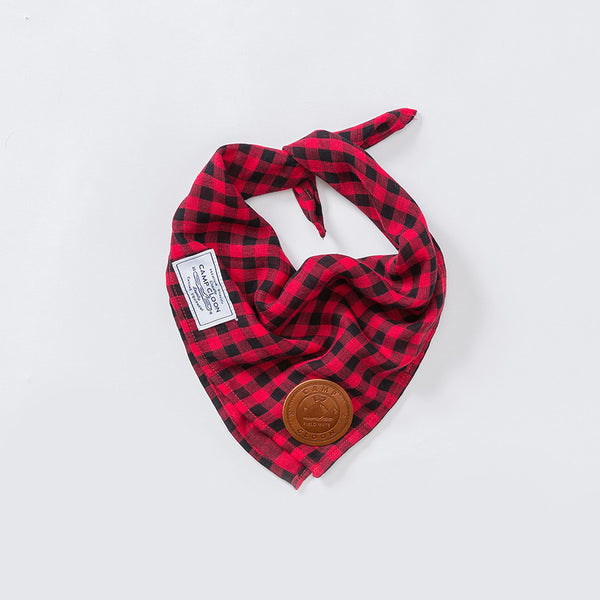 Lumberjack Reversible Neckerchief
