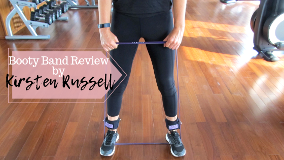 Booty Band Review from Personal Trainer, Kirsten Russell