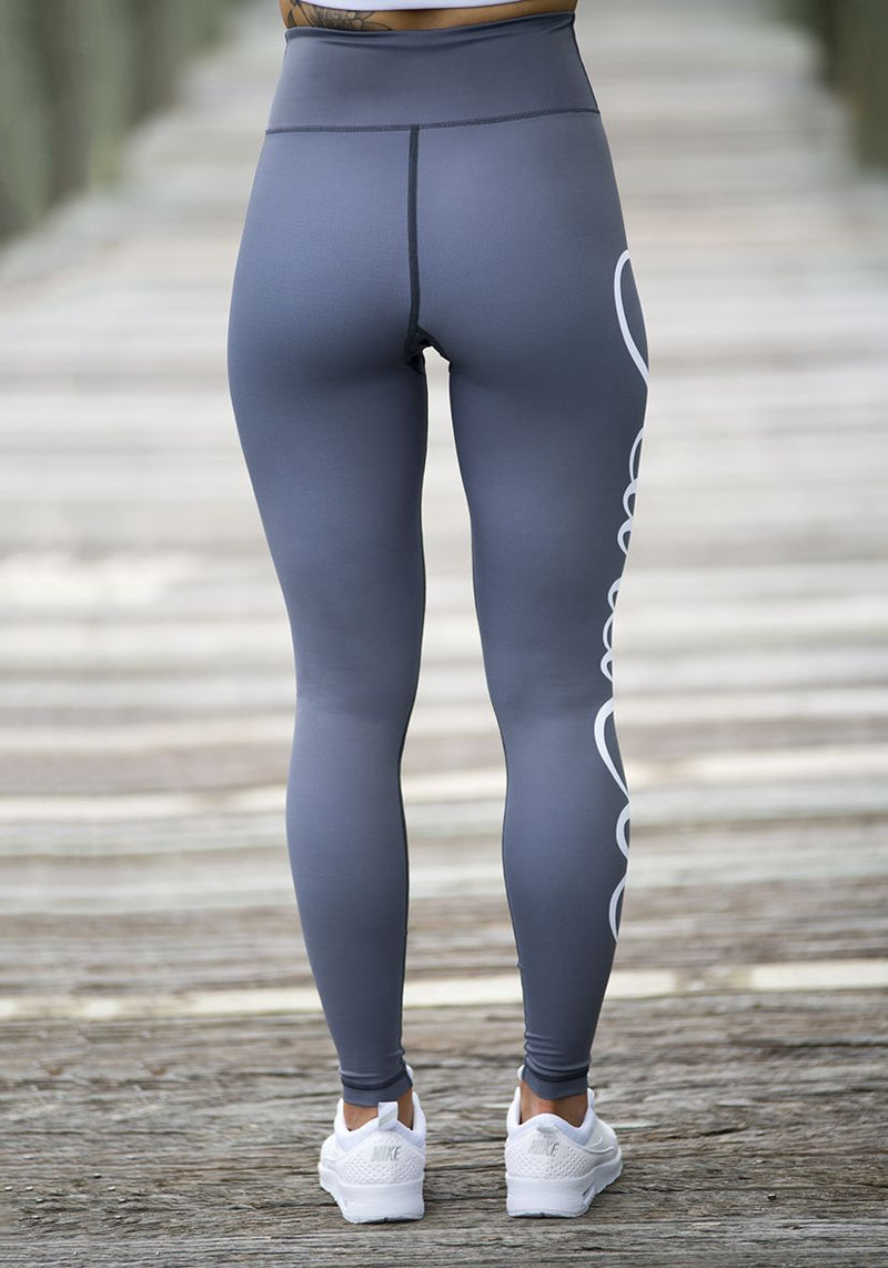 Dusky Foundation Leggings - Aura Eve - Booty Bands and Activewear