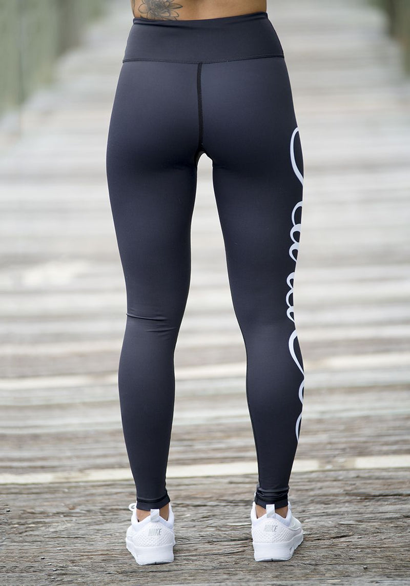 Onyx Foundation Leggings - Booty Bands and Activewear