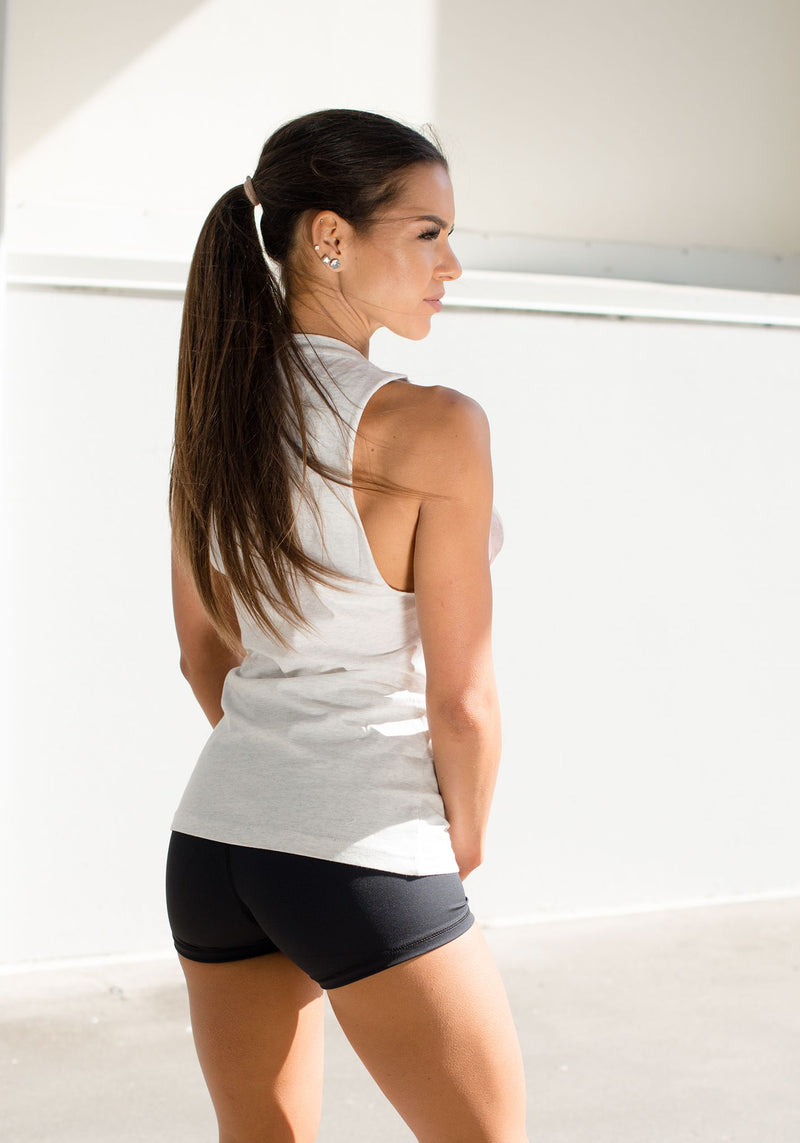 Marble Girl Gang Tank - Booty Bands and Activewear