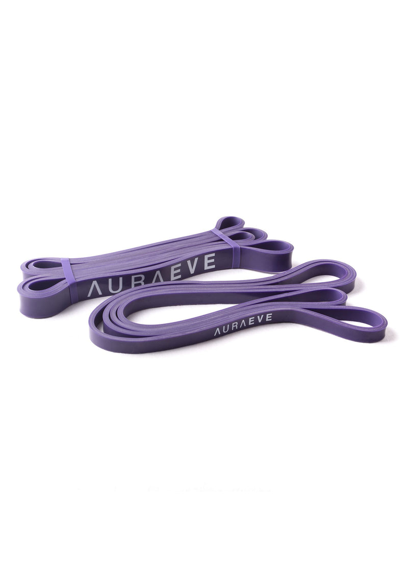 Purple Booty Loops - Resistance Loop Bands - Booty Bands and Activewear