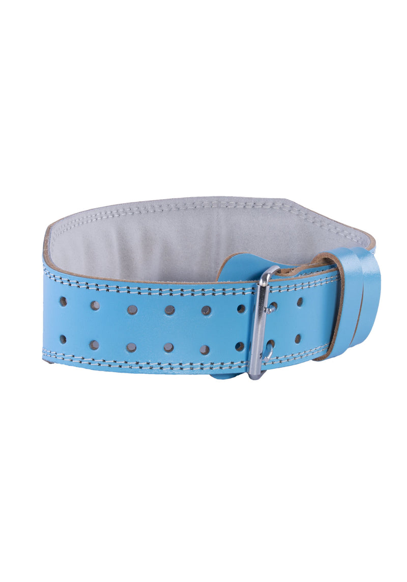 Sky Leather Booty Belt