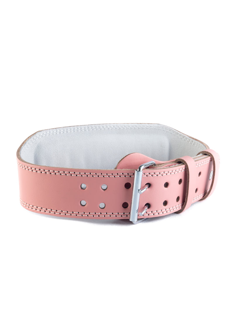 Peach Leather Booty Belt - Booty Bands and Activewear