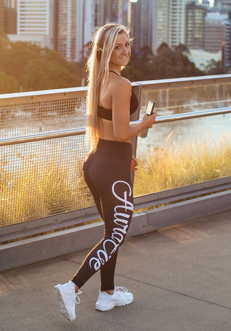 Onyx Foundation Leggings