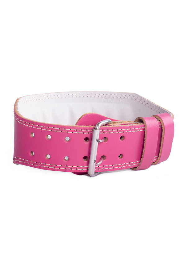 Ruby Leather Booty Belt