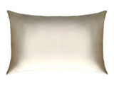 Silk Pillow Case - Taupe