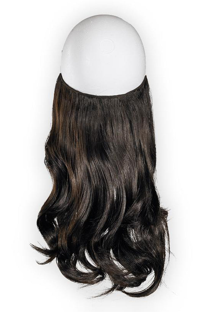 Effortless Extensions – Hair Extension On A Wire, Synthetic Hair ...