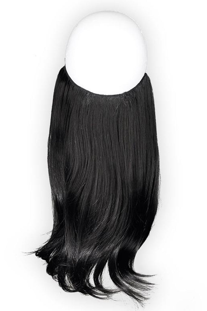Effortless Extensions – Hair Extension On A Wire,Flare, Synthetic ...