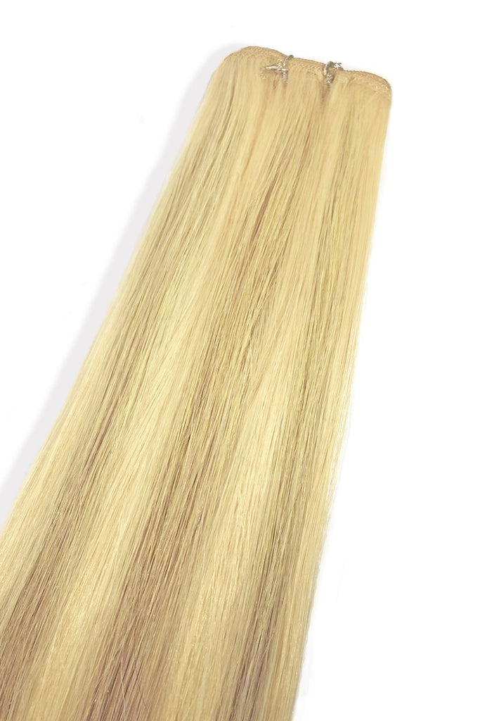 "oh dear dolly - Deluxe Weft Extension, 20"", 100g, #18/613 Highlighted"