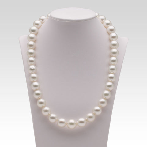 11-13mm White South Sea Pearl Strand