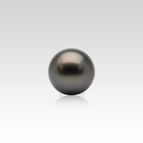 12-12.5mm Loose Grey Tahitian Pearls
