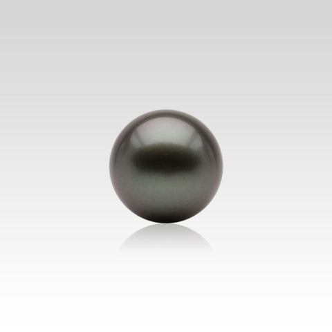 12.5-13mm Loose Grey Tahitian Pearls