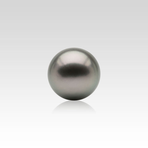13-13.5mm Loose Light Grey Tahitian Pearls