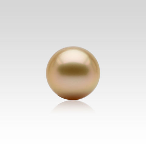 13.5-14mm Loose Golden South Sea Pearls