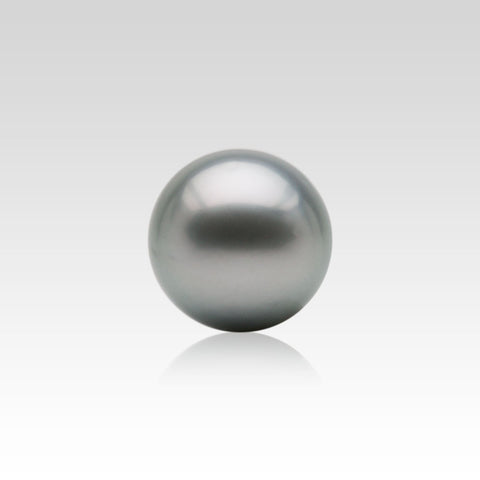 14-14.5mm Loose Light Grey Tahitian Pearls