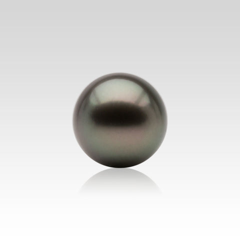 14.5-15mm Loose Grey Tahitian Pearls
