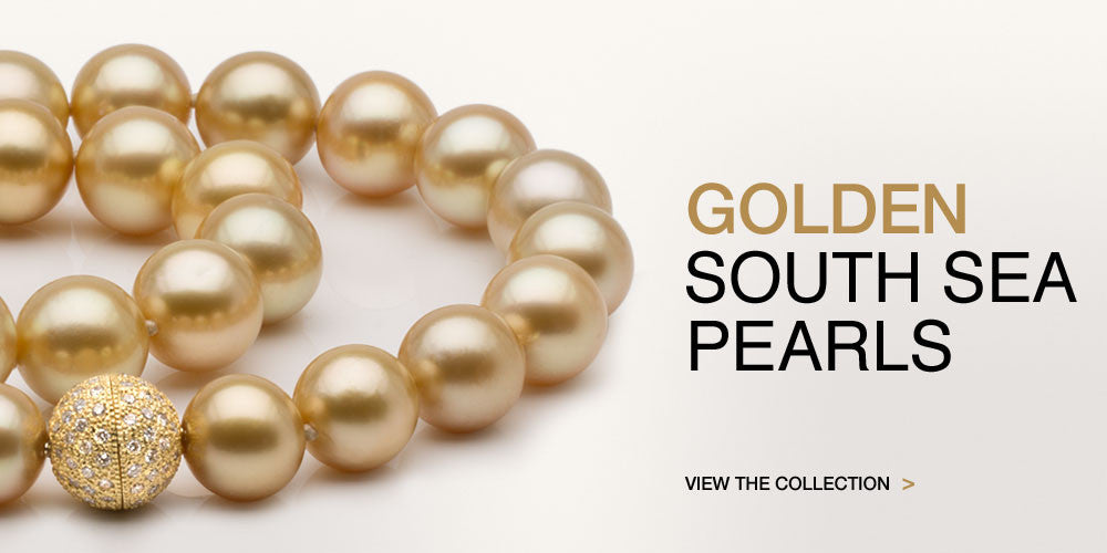 Golden South Sea Pearls