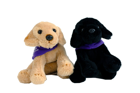 Canine Partners cuddly toy