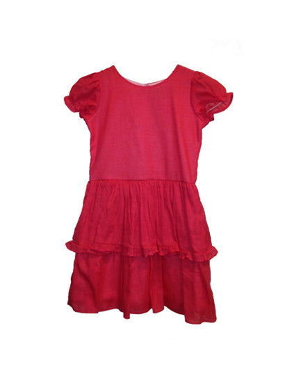 Lucky Last - Party Dress Watermelon- size 1
