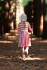 AW19 Kenny Dress – Red stripes