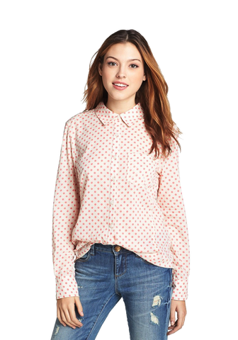 Cotton Blouse (Regular & Petite)