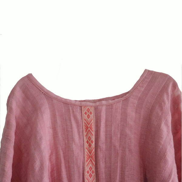 Rose Poncho Top