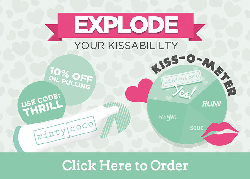 Explode Your Kissability with mintycoco