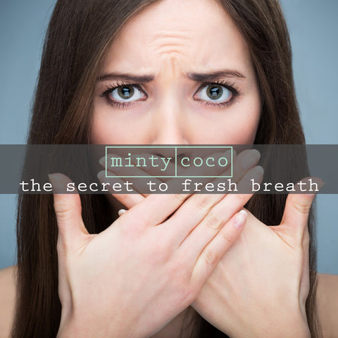 mintycoco - the secret to fresh breath