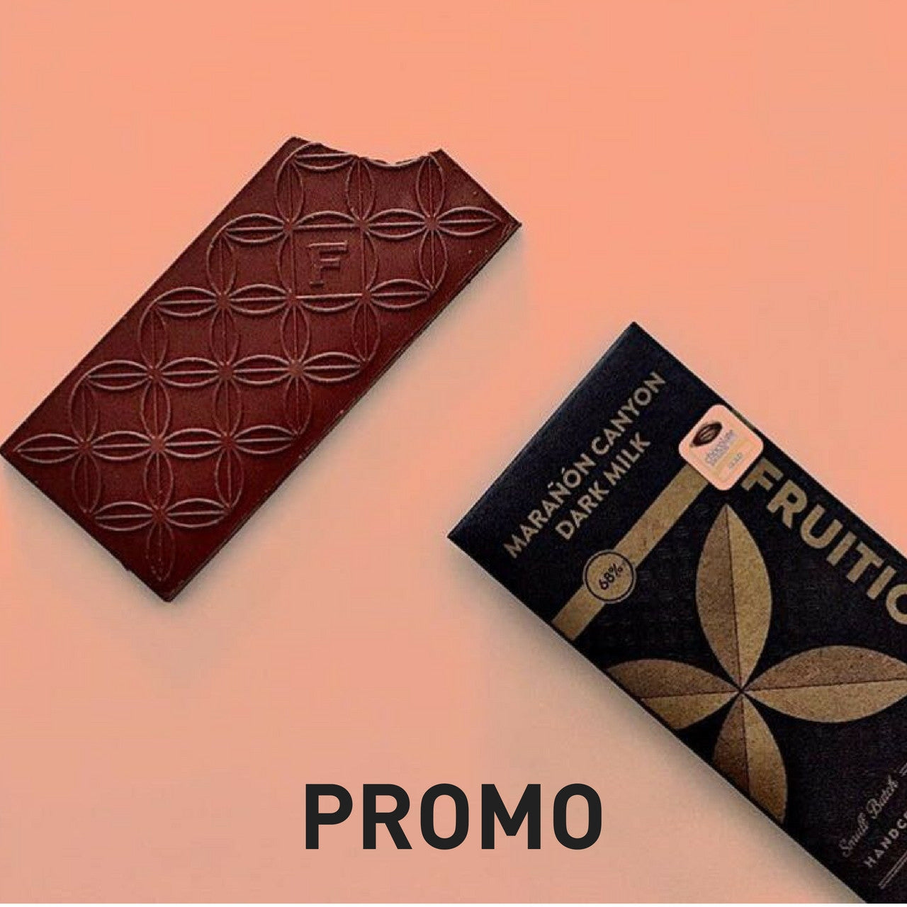 Fruition Bourbon Barrel Aged Dark Milk Chocolate | Gifts Delivery ...