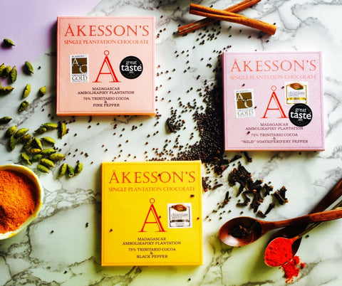 akesson's chocolate at Hello Chocolate | Best chocolate online